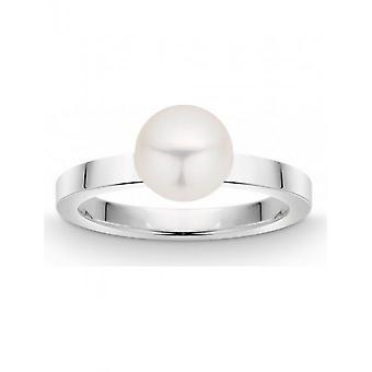 QUINN - Ring - Damen - Colors - Silber 925 - Weite 56 - 021825638
