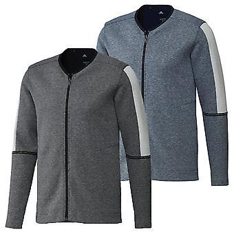 adidas Golf Herren Adicross Fleece Strickjacke Pullover