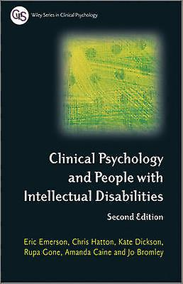 Clinical Psychology and People with Intellectual Disabilitie by Eric Emerson