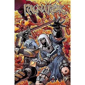 Ragnarok Vol. 2 The Lord Of The Dead by Walter Simonson