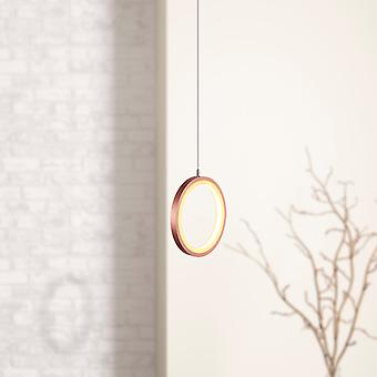 Soleil 1 Mini Pendant Lighting Copper