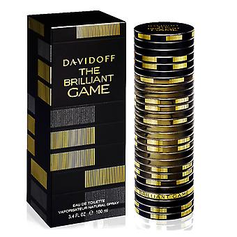 Men's Perfume The Brilliant Game Davidoff EDT (100 ml)