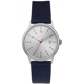 Shows Cheapo 14234CC - watch mixed blue leather