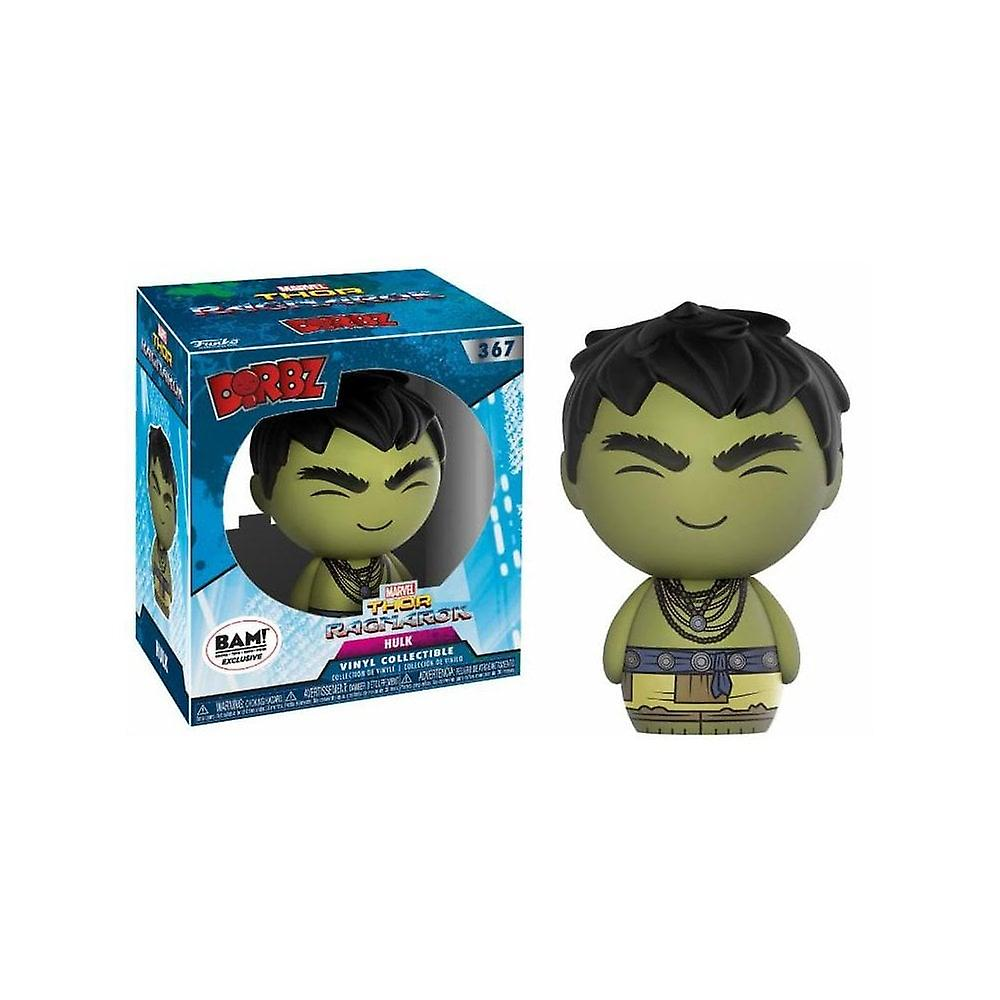 The Incredible Hulk Casual Hulk Dorbz