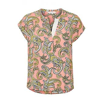 Part Two Paisley Print T-shirt - Helenas 30304230