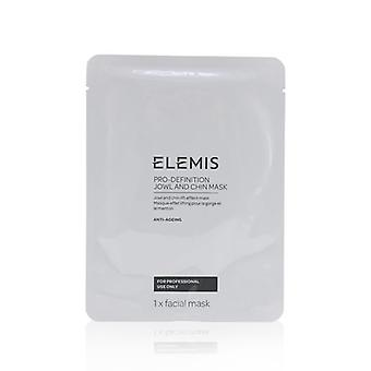 Elemis Pro-definition jowl og Chin Mask (Salon produkt)-unboxed-10pcs