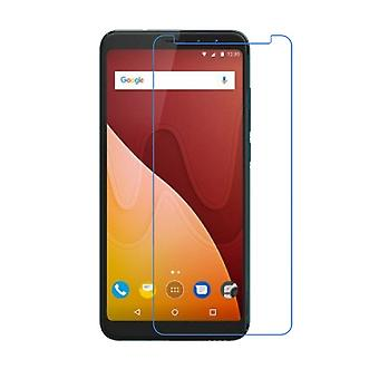 WIKO view Prime tank protection protection glass armoured glass film real 9 H glass tempered glass