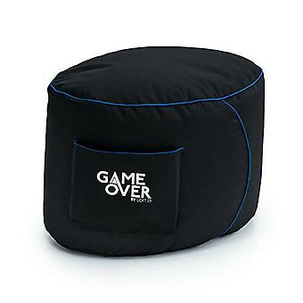 Soul Reaper Loft 25® 'Game Over' Gaming Footstool Bean Bag Gamer Xbox PS4 Switch