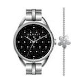 ESPRIT - Wristwatch - Ladies - DEBI FLOWER SET - ES1L177M0075