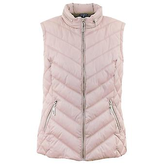 MARBLE Marble Pink Or Turquoise Gilet 5739