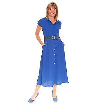 TINTA Tinta Royal Blue Dress Janet