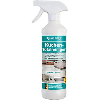 HOTREGA® kitchen complete cleaner ready for use, 500 ml spray bottle