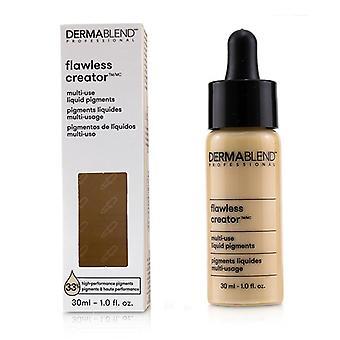 Dermablend impecável Creator multi use Liquid pigmentos Foundation-# 10N-30ml/1oz