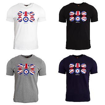 Ben Sherman Mens UK Flag T-Shirt
