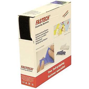 FASTECH® B30-STD-L-999910 Hook-and-loop tape sew-on Hook pad (L x W) 10 m x 30 mm Black 10 m