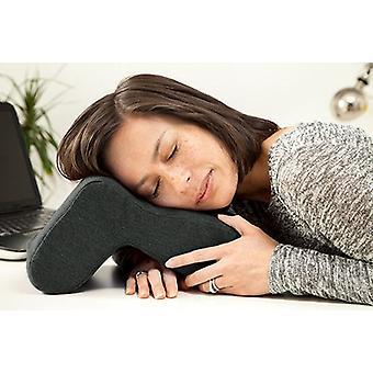 Grafite Nora Nap Em qualquer lugar almofada almofada almofada mesa dormindo suporte pescoço viagem