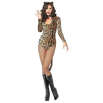 Wicked Wild Cat Costume for women