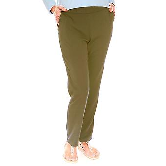 LUCIA Lucia Khaki Or Navy Trouser 44 416156