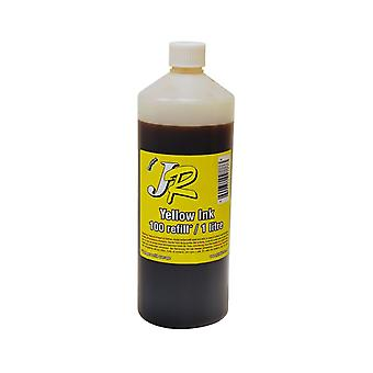 Just Refill 1 Litre Yellow Universal Refill Ink