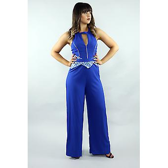 Gilded youth jumpsuit