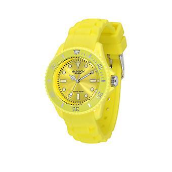Unisex Watch Madison L4167-21 (35 mm)