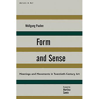 Vorm en Sense door Wolfgang Paalen - Martica Sawin - 9781611457827 Boek