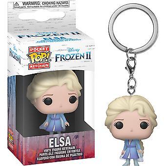 Frozen II Elsa Pop! Keychain
