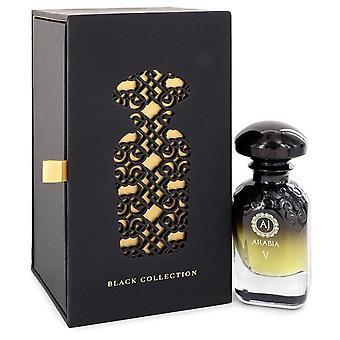 Widian black v extrait de parfum spray (unisex) by widian 546462 49 ml
