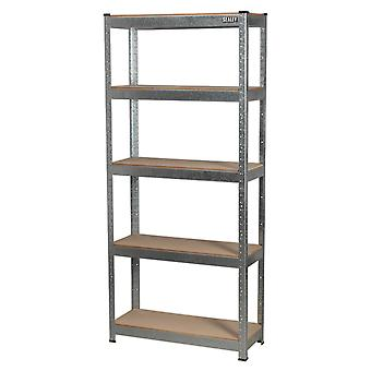 Sealey Ap6150Gs 5 Shelf Racking Unit 150Kg Capacity Per Level