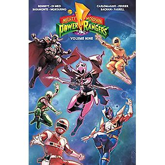 Mighty Morphin Power Rangers Vol. 9 by Marguerite Bennett - 978168415