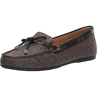 MICHAEL Michael Kors Sutton Moc Brown/Czarny 7,5