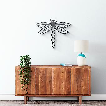 Metal Wall Art - Dragonfly