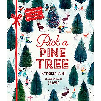 Pick a Pine Tree by Patricia Toht - 9781406392418 Book