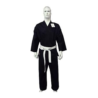 Yamasaki Pro Black Karate Uniform 10 Oz