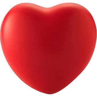 Coeur de puce en forme de soulagement du Stress