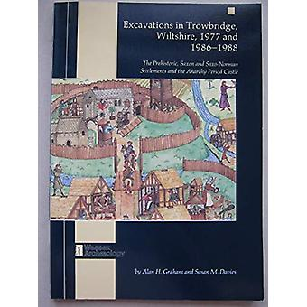 Excavations in the Town Centre of Trowbridge by Alan H. Graham - 9781