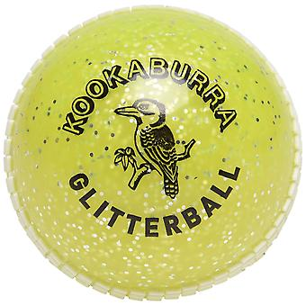 Kookaburra Glitter Cricket Ball Underskrift Logo Sports Tilbehør