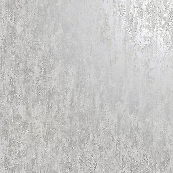 Industrial Textured Metallic Wallpaper Grey Pink Blue Rose Gold Holden Decor