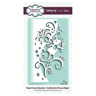 Creative Expressions - Craft Dies – Celebration Mouse Edger