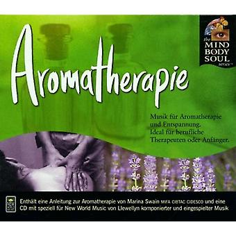 Llewellyn Swain & Marina - Aromatherapy [CD] USA import