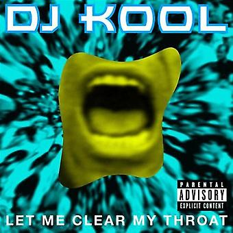 DJ Kool - Let Me Clear My Throat [CD] USA import