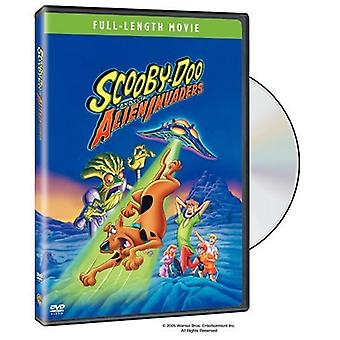 Scooby Doo & the Alien Invaders [DVD] USA import