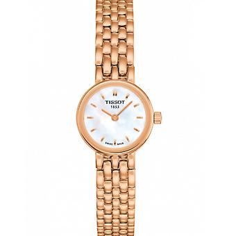 Tissot Watches T058.009.33.111.00 Lovely Rose Gold Stainless Steel Ladies Watch