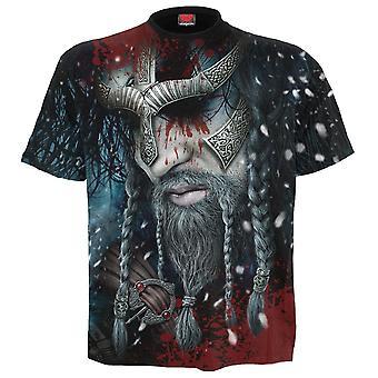 Spiral - viking wrap - all over print t-shirt