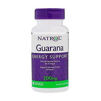 Guarana, 200 mg 90 casquettes