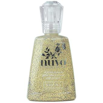 Nuvo Glitter Accents 1.7oz-Aztec Gold