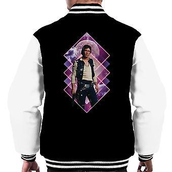 Star Wars Han Solo Space Odyssey Men's Varsity Jacket