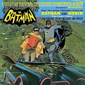 Nelson Riddle - Batman - TV O.S.T. [Vinyl] USA importeren