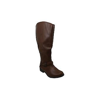 Easy Street Womens Quinn plus plus Closed Toe Knee High Fashion Boots