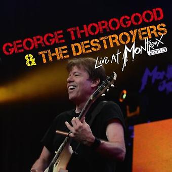 George Thorogood & Destroyers - Live at Montreux 2013 [CD] USA import